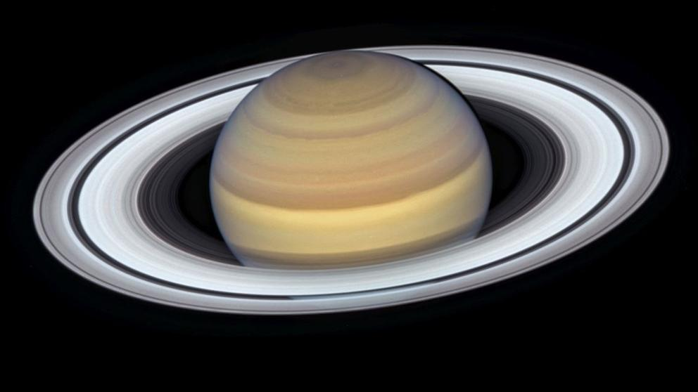 sección astrofotografía saturno
