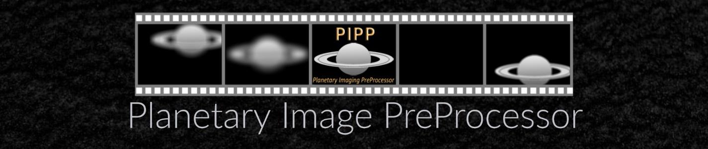 preprocesado con pipp