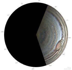 proyeccion stereographic