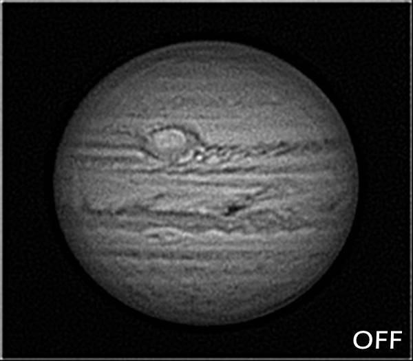 sobreprocesado júpiter para advertr cantidad ruido apilado laplace
