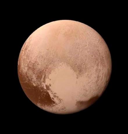 planeta enano pluton